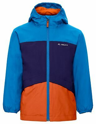 Vaude Kinder Doppeljacke Kids Escape 3 in 1 Jacket, Waldkindergarten Gr: 122/128