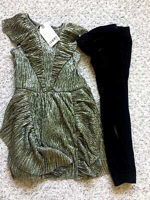 Girls Christmas/Party Outfit 3 Years Next BNWT
