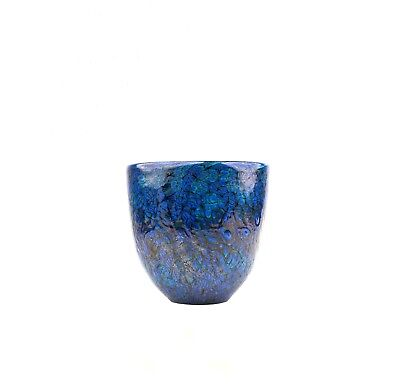A Vintage Italian Art Glass Bowl By Vittorio Fero