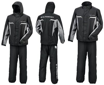 Polaris Slingshot Rainsuit Black 286514609 Men's Size XL Jacket Hoodie Pants