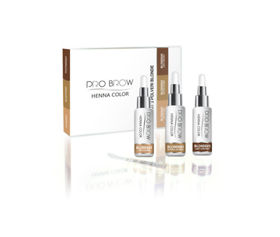 Pro Brow Kit 3 Polveri Blonde Nails & Beauty