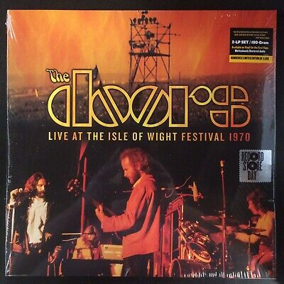 "The Doors - ""Live At The Isle Of Wight Festival 1970"" new RSD BF 2019"