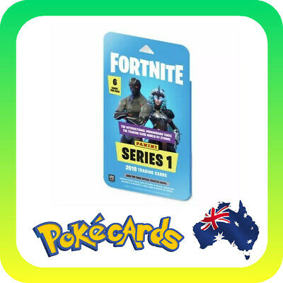 Fortnite 2019 Trading Cards Panini Series 1 Pack