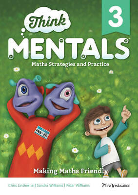 Think Mentals Student Workbook 3......Great for extra practice at home!