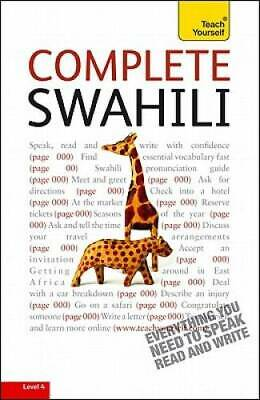 Complete Swahili: A Teach Yourself Guide (TY: Language Guides)