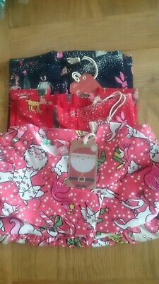 Next BABY Girls Christmas Clothing Bundle Age 3-6 Months BNWT!!
