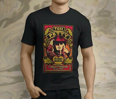 NEW TOM PETTY T-SHIRT FUNNY SIZE USA SHIRT S M L XL 2XL 3XL 2 GP1