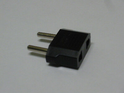 AU(Australia, NZ, USA (America) to EU (Europe) AC Power Plug Travel Adapters