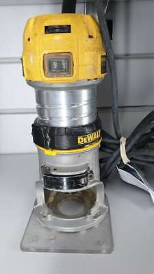 DeWalt D26200 1/4in Compact Fixed Base Router