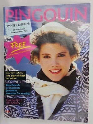 Pingouin Knitting Magazine #65 Vintage 39 Winter Projects