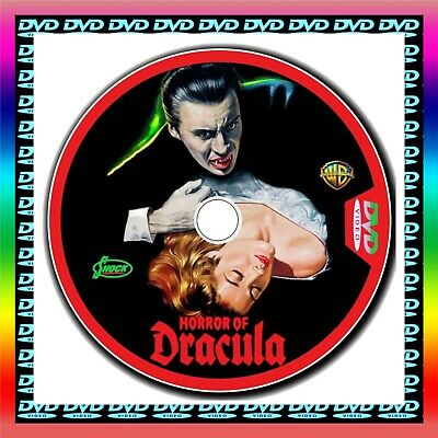 Horror of Dracula- 1958 [Hammer  Horror ]