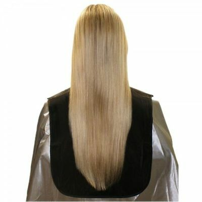 Hair Tools Black Cutting Collar Extra Long Nylon Hairdressers Home Use