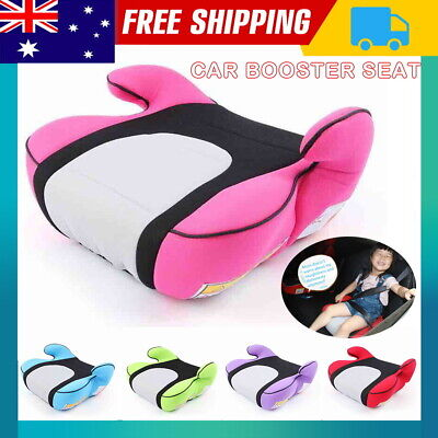 Car Booster Seat Chair Cushion Pad For Toddler Children Child Kids Sturdy NSW
