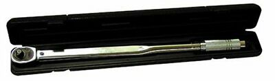 Mountain 16250 1/2-inch Drive Torque Wrench - 25-250 ft/lbs (with varying case c