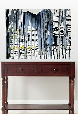 Original Abstract Painting/Canvas Print direct from the Artist