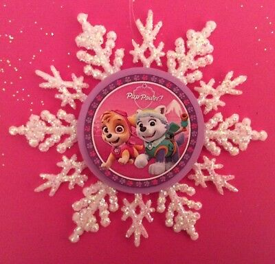 Paw Patrol Skye & Everest Ornament NEW for Boys & Girls 3+