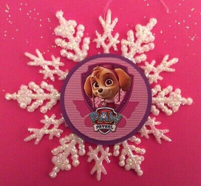 Paw Patrol Skye Ornament NEW for Boys & Girls 3+