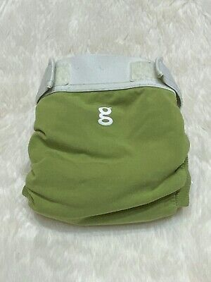 GDIAPERS Cloth Diaper System SZ M gPant cover; waterproof gPouch; gInsert