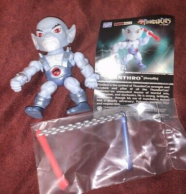 Loyal Subjects THUNDERCATS Classic - Panthro Metallic - Hot Topic Exclusive WOW