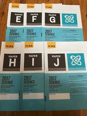 *Brand New* 2017 Unsw Icas Papers