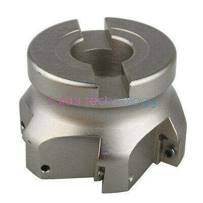1PC BAP400R-80-27-6T right angle shoulder face mill cutter/CNC cutter