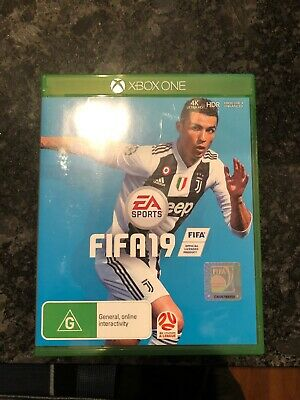FIFA 19 Xbox One Excellent Condition!
