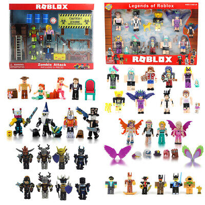 Roblox Figures 2.8'' PVC Game Toys Set Kids Boys Girls Gift Boxed Fast Shipping