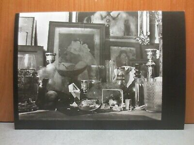 Josef Sudek - Glass Labyrinth 1968 - silver gelatin photos-very nice condition