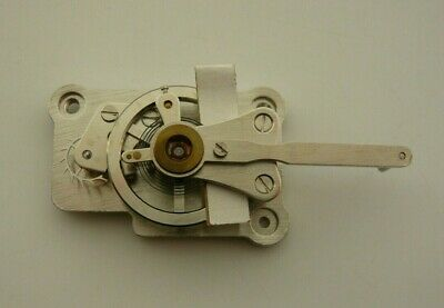 Vintage Clock Platform Lever Escapement Working Bnos