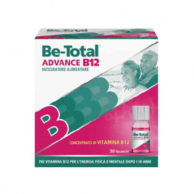 Betotal Advance B12 Integratore 30 Flaconcini