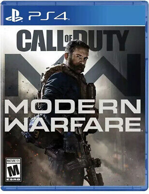 Call of Duty: Modern Warfare Standard Edition - PlayStation 4 Ps4 Fast Shipping