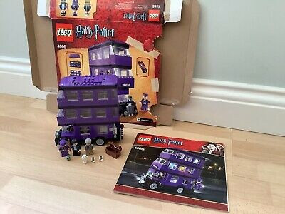 LEGO Harry Potter The Knight Bus (4866). 100% complete with box and instructions