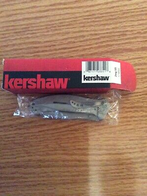 kershaw folding pocket knife Zings 1730ss
