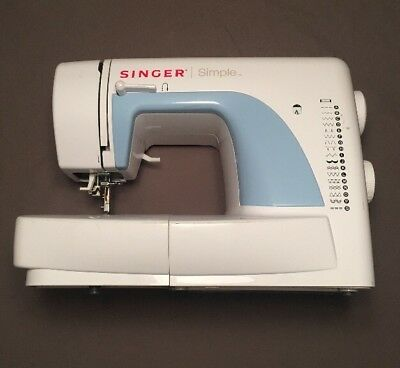 Singer Sewing Machine ONLY MODEL SIMPLE 3116 Not Tested As Is