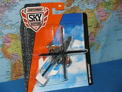 Sky Busters 2013 Matchbox Sky Shredder On A Mission MB
