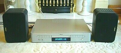 Arcam Solo - CD Receiver with CD/MP3/FM & DAB Radio *Free SoundLab Speakers*