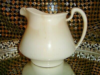 Antique Roaring 20'S 1921 Homer Laughlin Empress 21N China Cream Pitcher Large