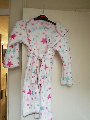 Kids Dressing Gown Size 6-7 Years