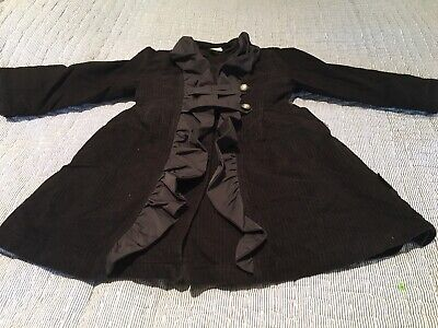Jottum Girl's Exquisite Winter coat , 4 Years, Very Good Condition,Midnight Blue