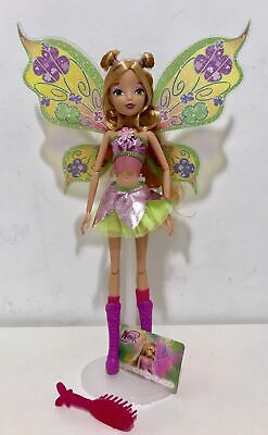 Winx Club Bloom Gardenia Style with wings Doll $10 per doll VGC