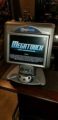 Megatouch Ion with 145+ games