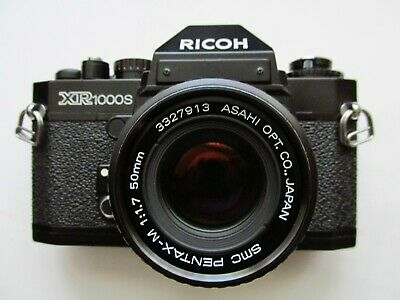 Richo    Pentax Lens   Faultless Functioning
