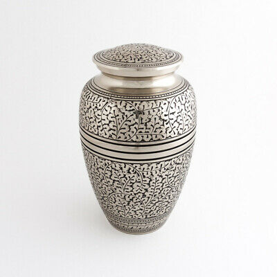 """Cremation Urn for adults - Size Large 10"""" - Ambrossia"""