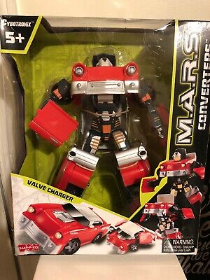Bearcombo Transformer Robot DRAKA Beatroit Action Figure Toy Christmas Gift