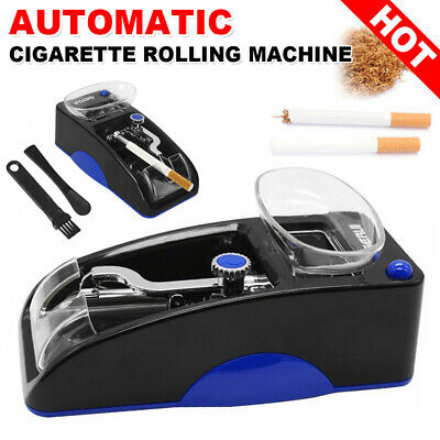 Electric Tobacco Roller Case Tubes Automatic Cigarette Rolling Machine Injector