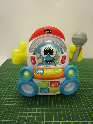 Chicco Songy the Singer Musical Toy