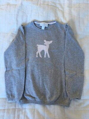 Little White Company Girls Jumper Age 5-6 Years