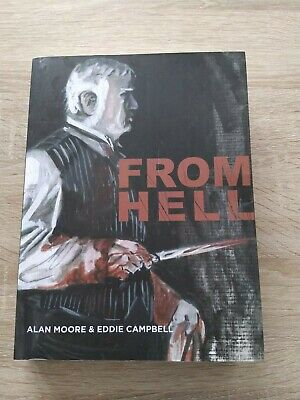 FROM HELL From Hell - Alan Moore Eddie Campbell Campbell Paperback Graphic Novel