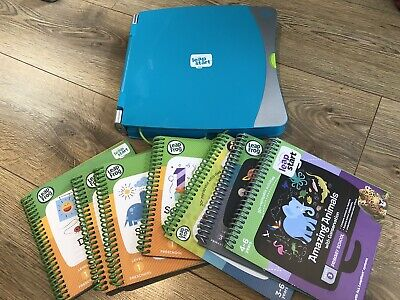 LeapFrog LeapStart Interactive Learning System With 6 Books