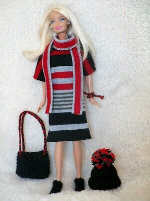 CLOTHES TO FIT BARBIE    P+P £2.40 up to 4 outfits DETAILS  IN ITEM DESCRIPTION